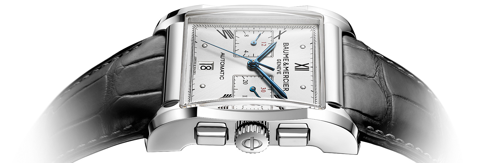 Baume & Mercier Hampton | allesoverhorloges.nl