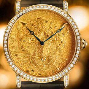 Granulatie | Alles over Horloges
