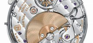 Afgekant uurwerk Patek Philippe Ref. 1040