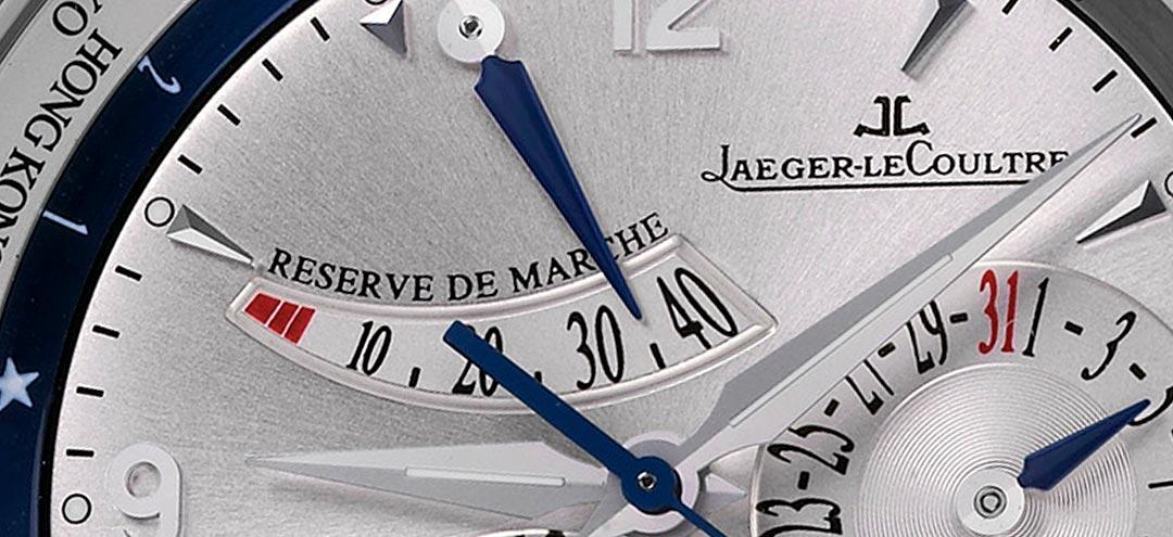 Reserve de Marche | Alles over Horloges