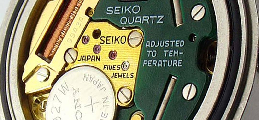 Quartz | Alles over Horloges