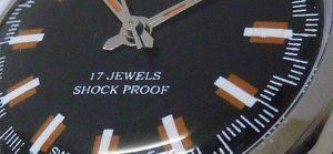Shockproof | Alles over Horloges