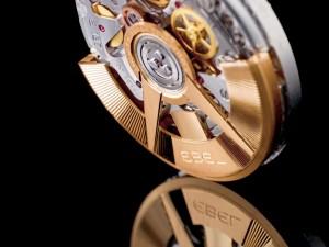 Automatisch uurwerk van Ebel