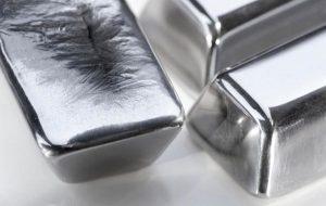 Argentium zilver bestaat uit 92,5% zilver en 7,5% germanium