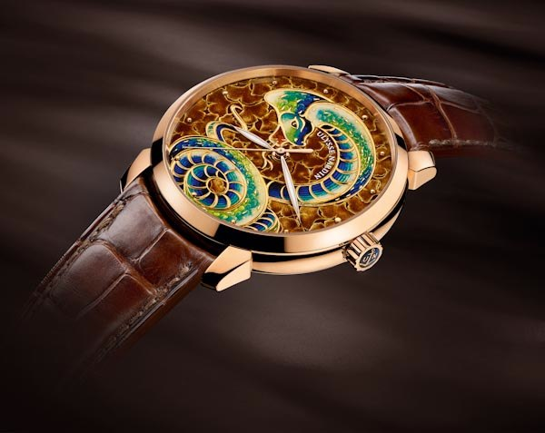 Ulysse Nardin Classico Serptent limited edition