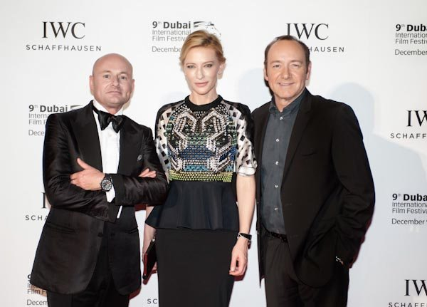 IWC Filmmakers dinner in Dubai