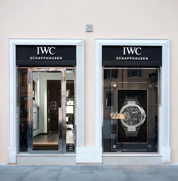 IWC Boutique Rome