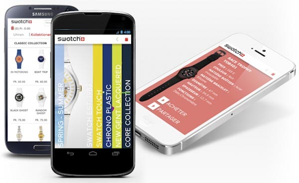 Discover Swatch