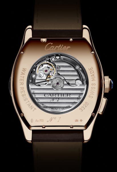 Cartier Tortue multipe time zone