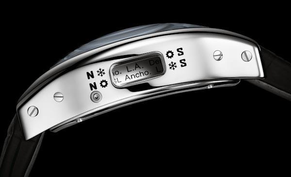 Cartier Tortue multipe time zone