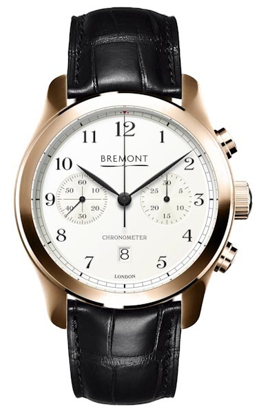 Bremont ALT1-C Rose Gold Classic Chronograph