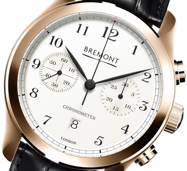Bremont ALT1-C Rose Gold Classic Chronograph   allesoverhorloges.nl