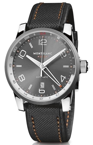 Montblanc TimeWalker Voyager UTC | allesoverhorloges.nl