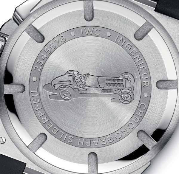 IWC Ingenieur Chronograph Silberpfeil | allesoverhorloges.nl