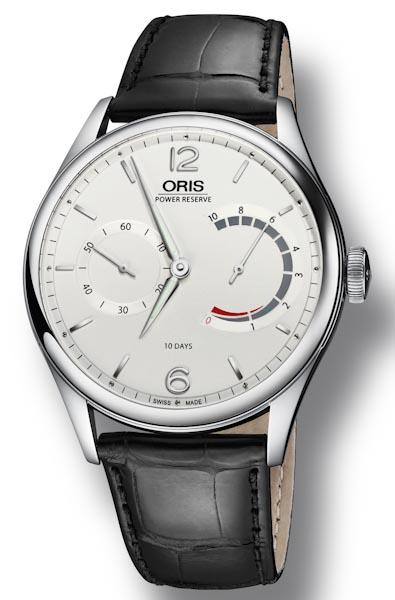 Oris 110 Years limited edition - steel | allesoverhorloges.nl