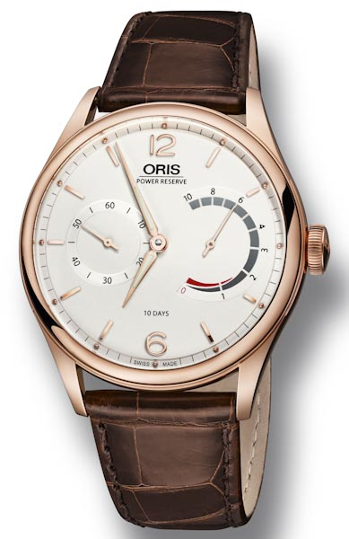 Oris 110 Years limited edition - rosegold