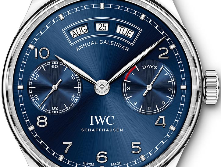 Premiere IWC Portugieser Annual Calendar