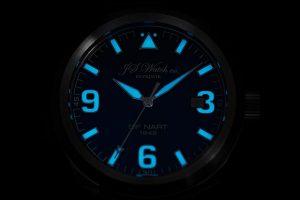 JS Watch Co. Sif NART 1948 ter ere van 60 jaar IJslande Kustwacht