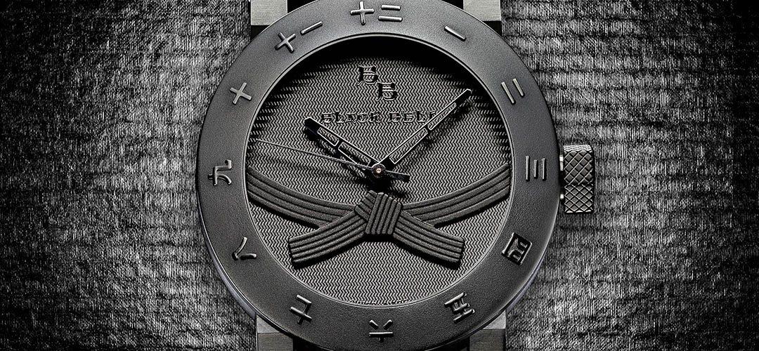 Maak geen ruzie met de drager van dit horloge…
