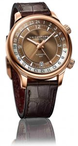 Chopard L.U.C GMT One - rosé goud