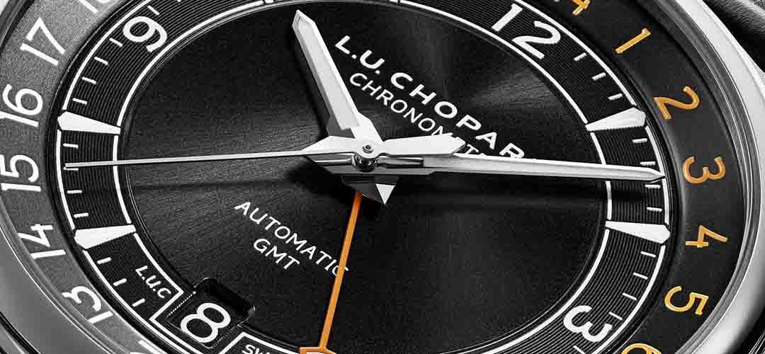 Chopard presenteert de L.U.C GMT One