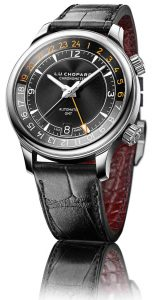 Chopard L.U.C GMT One - staal