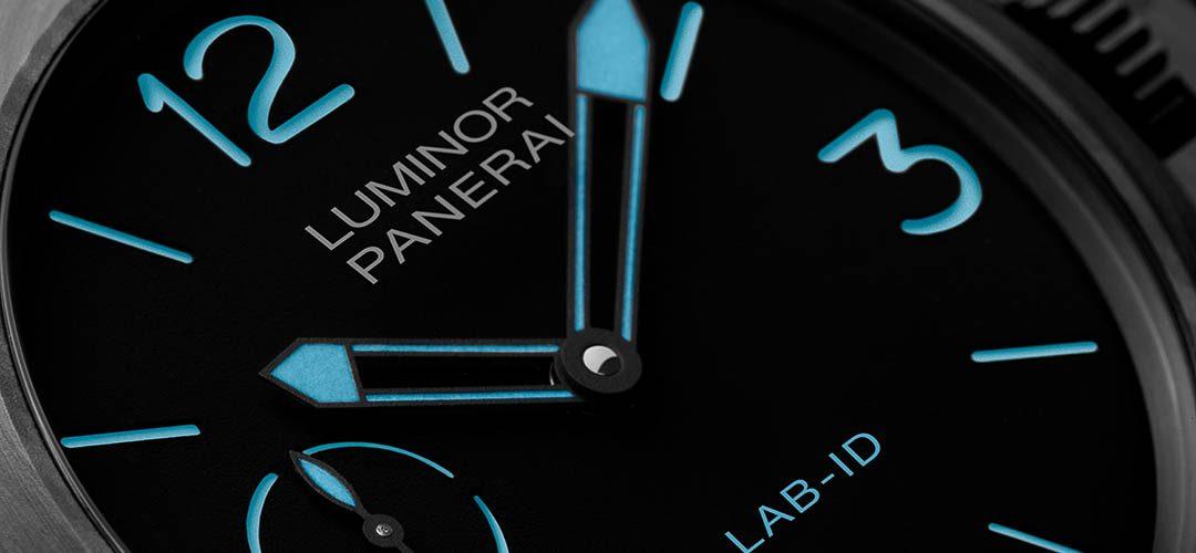 Nieuwe Panerai LAB-ID