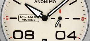 Anonimo Militare Vintage| Alles over Horloges