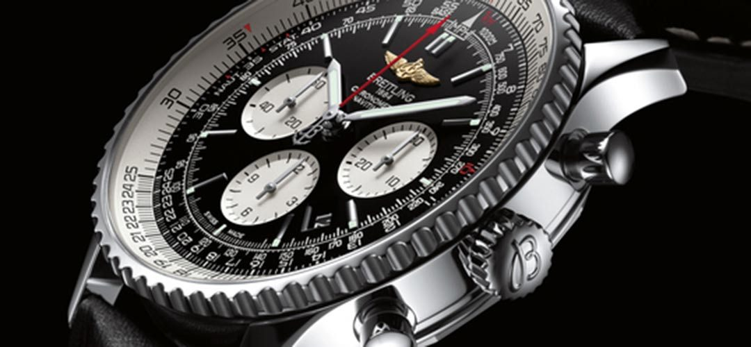 Nieuwe Breitling Navitimer 01 limited edition