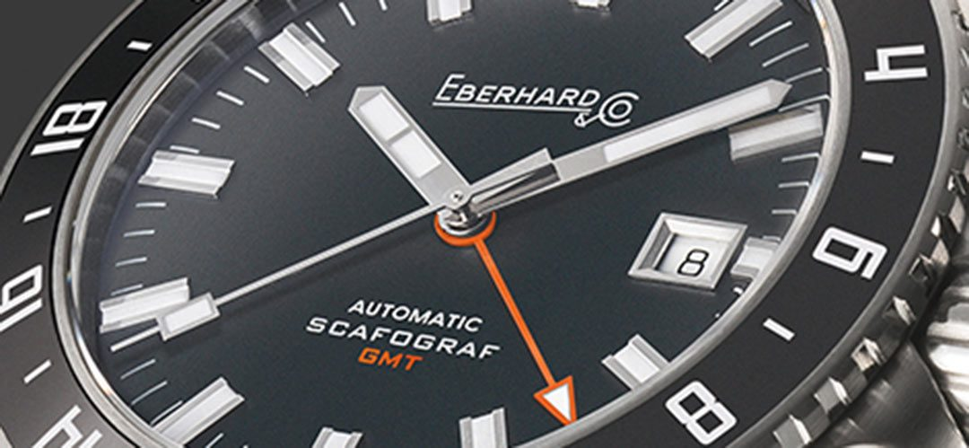 Eberhard & Co. lanceert de Scafograf GMT