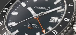 Eberhard & Co. Scafograf GMT | Alles over Horloges