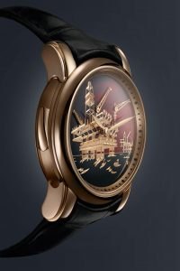 Ulysse Nardin North Sea minuterepeater | Alles over Horloges