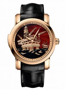 Ulysse Nardin North Sea minuterepeater