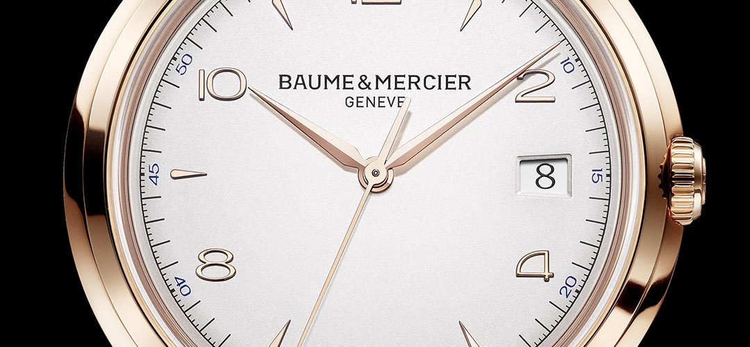 Baume & Mercier lanceert Clifton Manual 1830