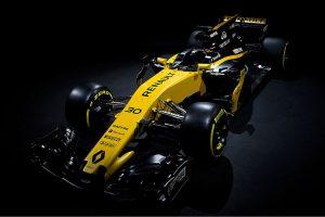 Renault Sport Formule 1 R.S. 17