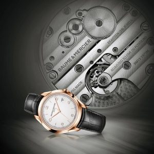 Baume & Mercier Clifton Manual 1830