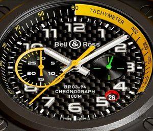Bell & Ross BR 03 94 R.S. 17 Chronograph | Alles over Horloges