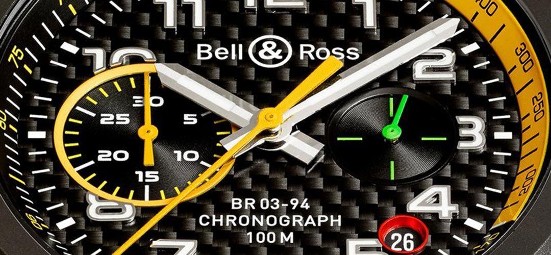 Bell & Ross lanceert BR 03-94 R.S. 17 Chronograph