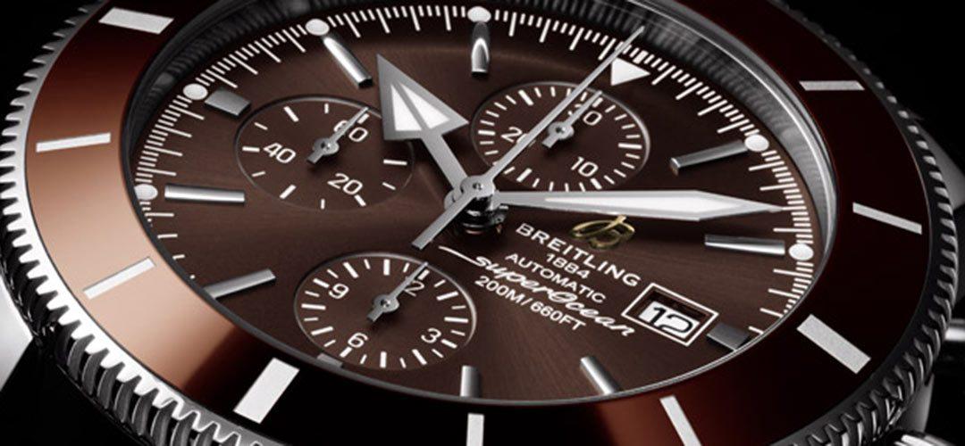 Breitling SuperOcean Héritage II (Chronographe)