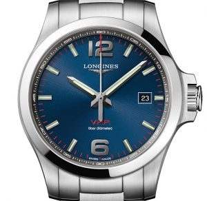 Longines Conquest V.H.P. | Alles over Horloges