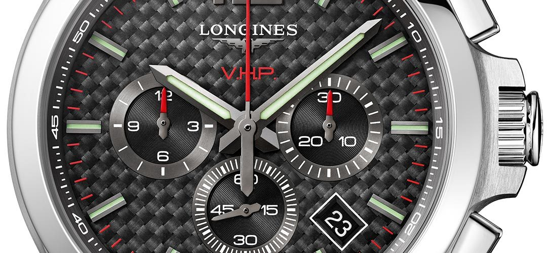 Longines presenteert Conquest V.H.P.