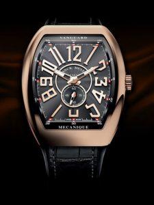 Franck Muller new Vanguard Slim | Alles over Horloges