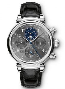 IWC Da Vinci Perpetual Calendar Chronograph | Alles over Horloges