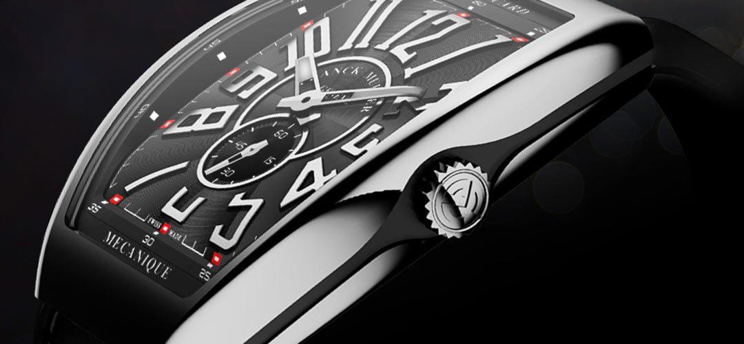 Franck Muller presenteert de new Vanguard Slim