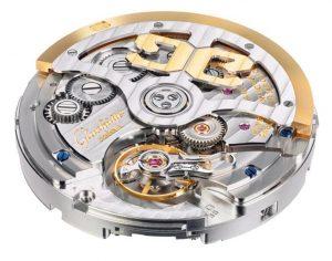Het uurwerk van de Glashütte Original Senator Excellence Perpetual Calendar