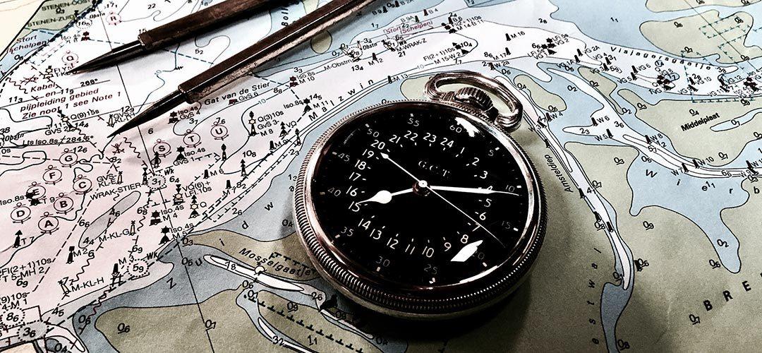 Hamilton 4992B: het horloge dat Amerika hielp WOII te winnen