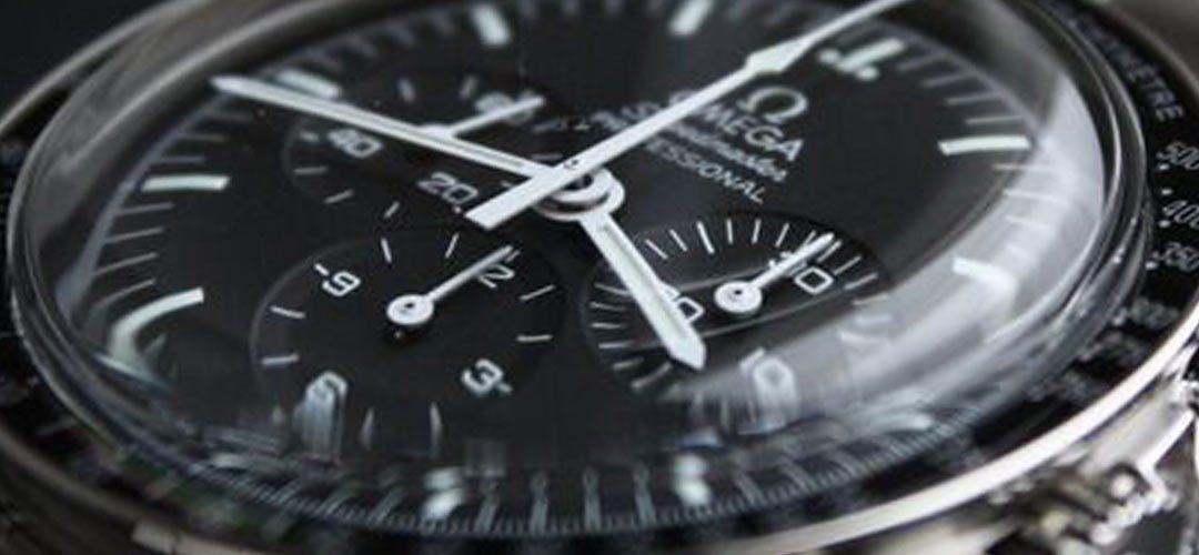 Hesalite horlogeglas