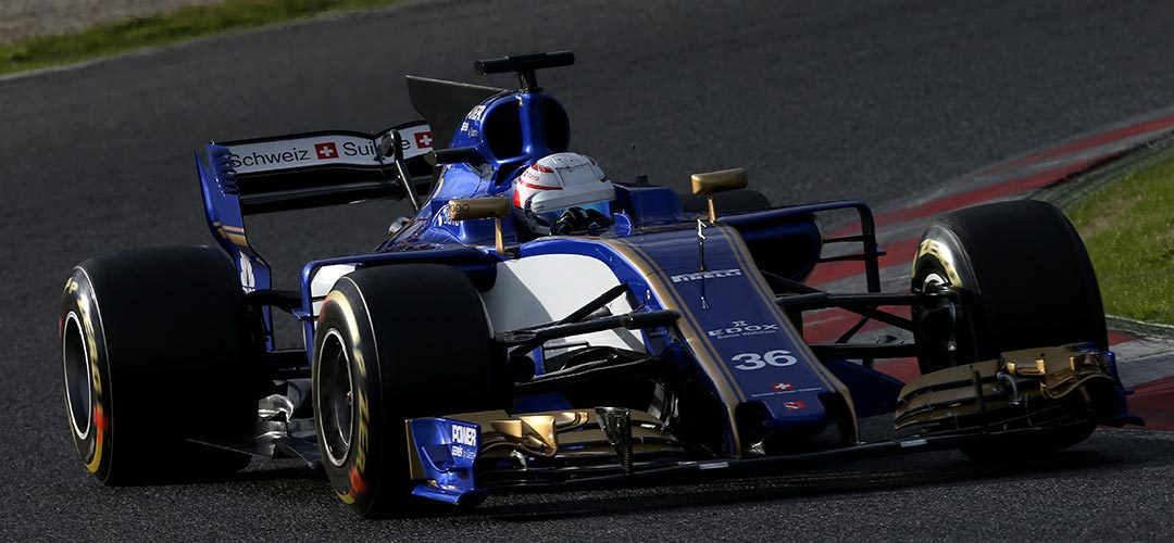 Edox lanceert Chronorally Sauber F1 Team