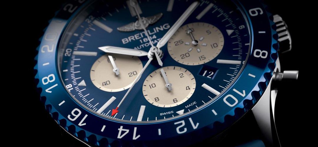 Breitling Chronoliner B04   Alles over Horloges