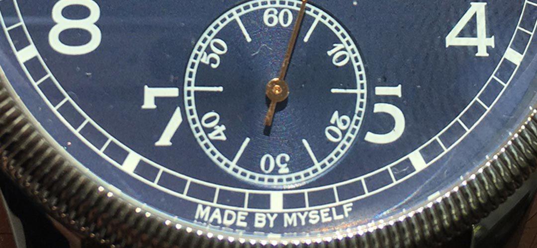 Uw eigen mechanische horloge maken?